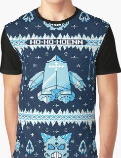 Such an Ice Sweater: Ho-Ho-Hoenn Graphic T-Shirt