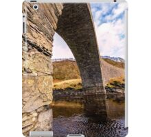 Bridge over the Atlantic iPad Case/Skin