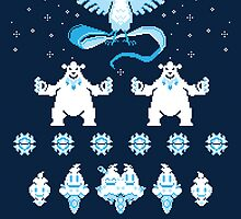 Such an Ice Sweater (Sticker) by thom2maro