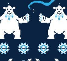 Such an Ice Sweater (Sticker) Sticker