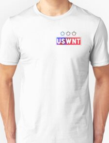 USWNT - 3 Stars (Color) Unisex T-Shirt