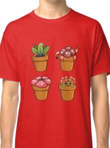Poke-pot plants Classic T-Shirt