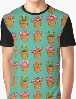 Poke-pot plants Graphic T-Shirt