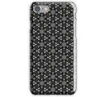 PATTERNS-LAKEVIEW POST iPhone Case/Skin