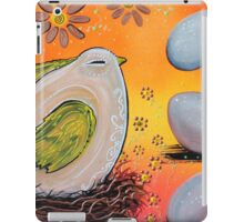 Nesting Bird iPad Case/Skin