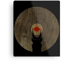 An Image of Malice And Hatred Metal Print