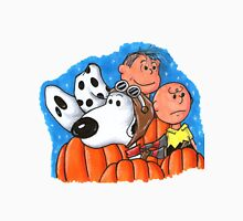 1snoopy and charlie brown Unisex T-Shirt