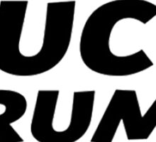 FUCK TRUMP | Official | Logo Sticker