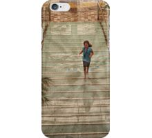 Glass Bridge, Liberty of the Seas iPhone Case/Skin