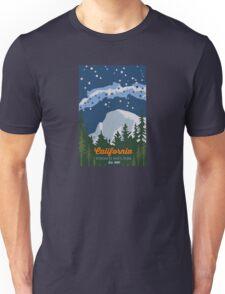 Yosemite National Park. Unisex T-Shirt