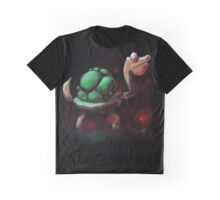 Turtle by the Fire Graphic T-Shirt