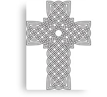 TCS3C Celtic Cross Canvas Print