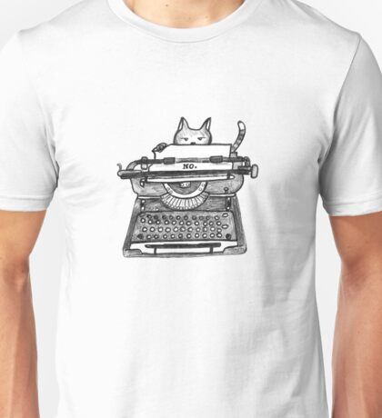 Cats Make The Rules Unisex T-Shirt
