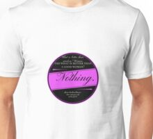 What is better than a good woman? Nothing. PINK Unisex T-Shirt