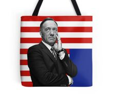 House of Cards- Frank Underwood Tote Bag