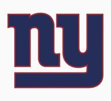 New York Giants Baby Tee