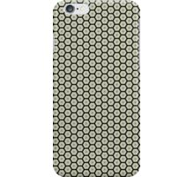 PATTERNS-PHONOGRAPH 1 iPhone Case/Skin