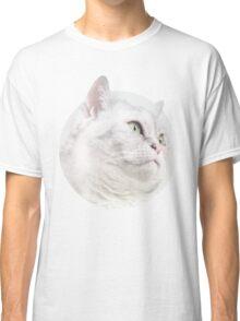 Silver Cat, Look Forward Classic T-Shirt