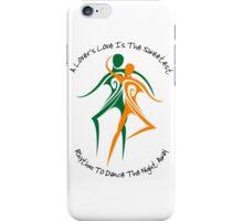 A Lover's Love iPhone Case/Skin