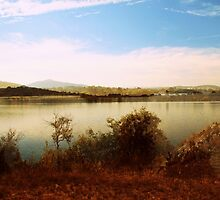 Canberra Foreshore by Kitsmumma