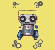 Robot Boomer Kids Tee