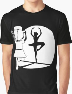 Practice Ballet Graphic T-Shirt