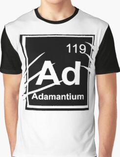 Ad Icon Graphic T-Shirt