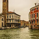 On Venecian Water by Ian Phares