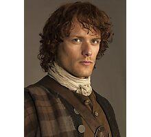 Jamie Fraser Outlander Photographic Print