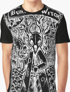 Burn the Witch - The Gallows - Inverted  Graphic T-Shirt