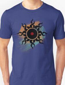 Retro Vinyl Records - Vinyl With Paint - Music DJ Design T-Shirt