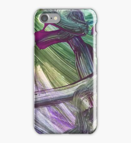 Colour abstract iPhone Case/Skin