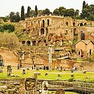 Ruins of Rome by Ian Phares