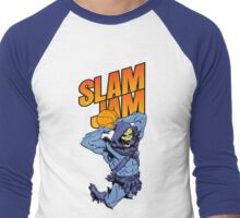 Slam Jam Bone Men's Baseball ¾ T-Shirt