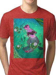 River Otter Tri-blend T-Shirt