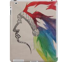 Rainbow Chief iPad Case/Skin