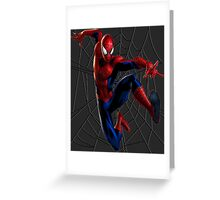 Spider-Man WEB Greeting Card