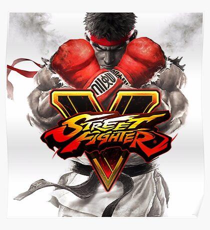 street fighter v best game 2016 nakula Poster