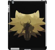 Wolf iPad Case/Skin