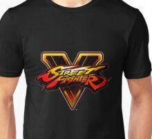 street fighter v logo nakula Unisex T-Shirt