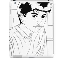Nathan iPad Case/Skin