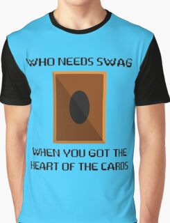 Heart of the cards Graphic T-Shirt