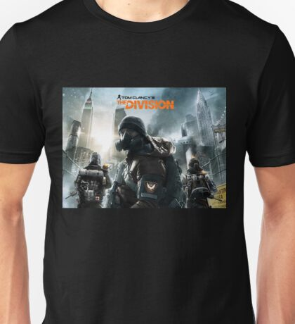 tom clancy the division game 2016 nakula Unisex T-Shirt