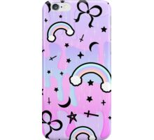 Cute Melting Pastel Chaos iPhone Case/Skin