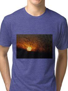 Free State Sunset - Petrusburg, South-Africa ❤❤❤ Tri-blend T-Shirt
