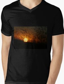 Free State Sunset - Petrusburg, South-Africa ❤❤❤ Mens V-Neck T-Shirt