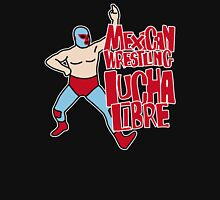 mexican wrestling lucha libre color5 Unisex T-Shirt