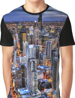 The City Of Lights Graphic T-Shirt
