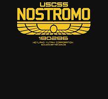 USCSS Nostromo Logo Alien Movie T-shirt Unisex T-Shirt