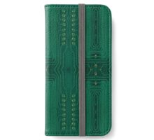 Ribbed Nerd iPhone Wallet
